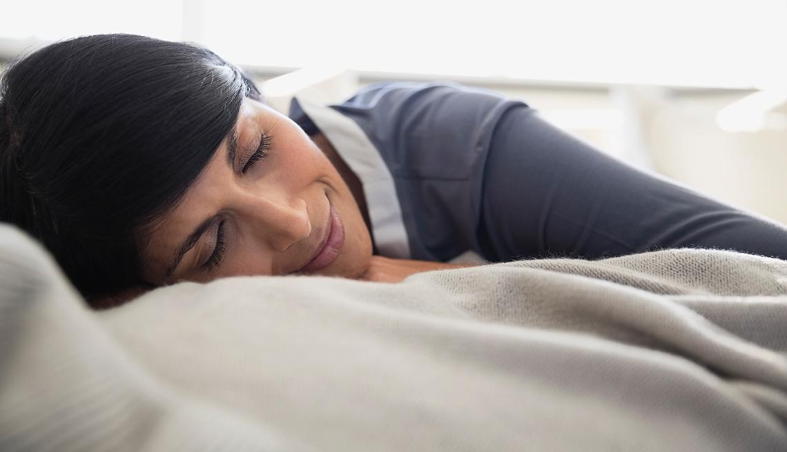 Prestación de cuidados: Tecnicas para dormir