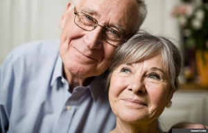 Portrait of a senior couple. Ask the Caregiving Expert