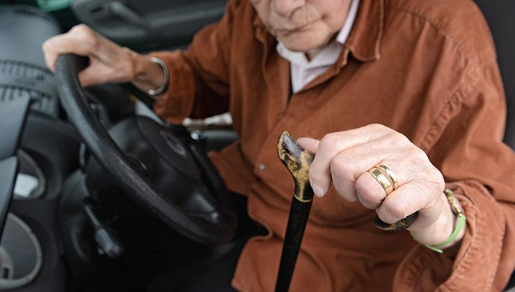 Driving options for caregivers and their loved ones