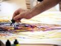 Sesión de terapia de arte - El uso de la terapia del arte en cómo manejar el estrés