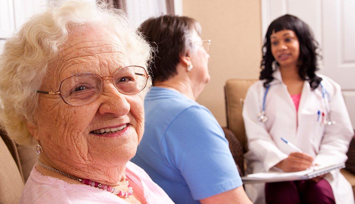 Aprovechar al máximo de su visita al doctor - Centro de recursos para el cuidado