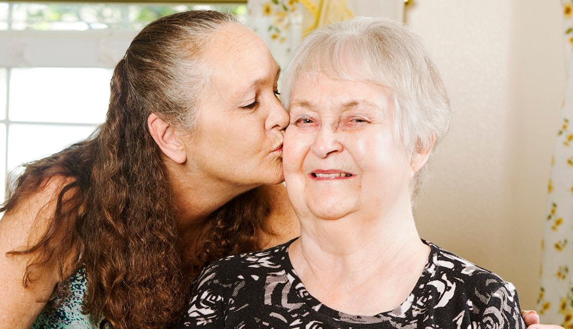 Brenda Case, Mary, Highs and Lows of Caregiving