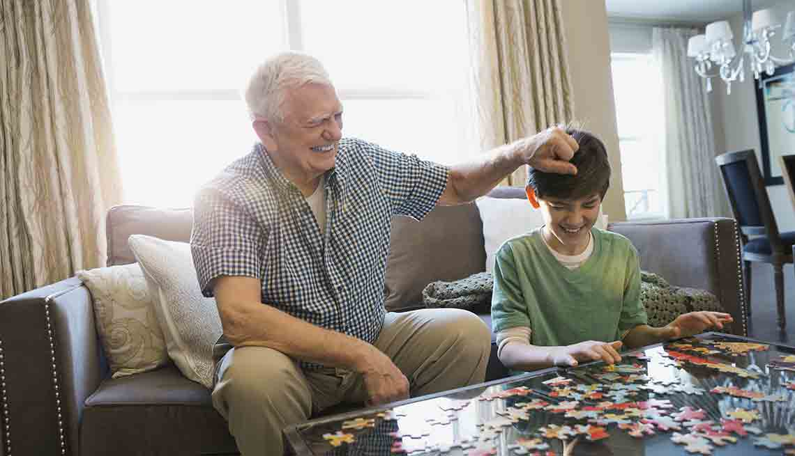 Caregiving Resource Center: How Will My Kids Be Affected?
