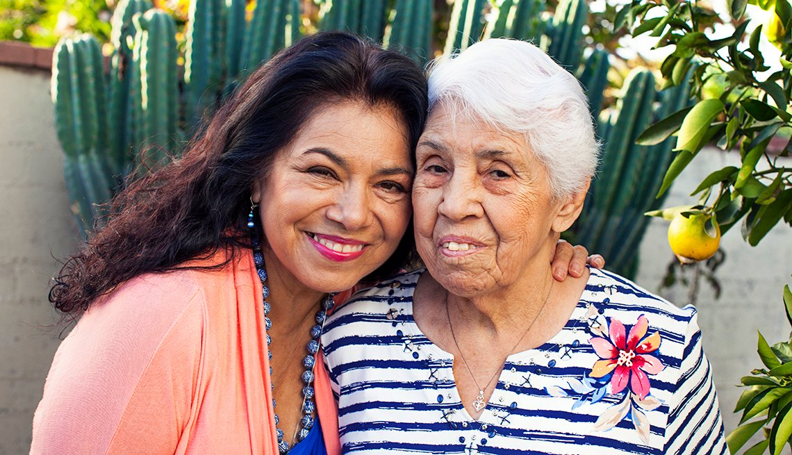 Teresa Hernandez, The Highs and Lows of Caregiving
