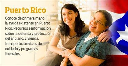 Ayuda para cuidadores en Puerto Rico - CRC