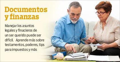 Documentos y finanzas - CRC