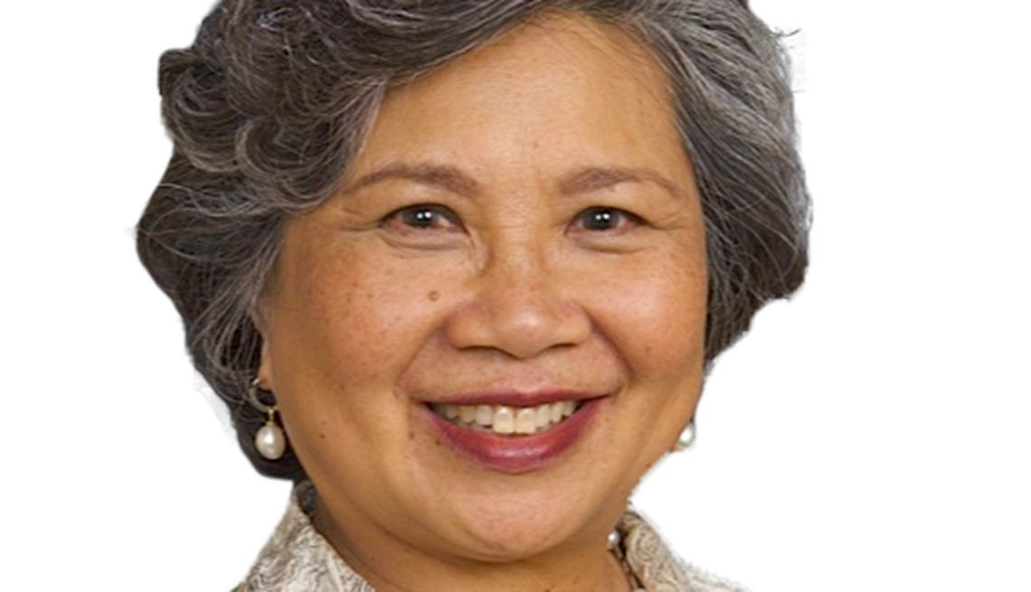Jennie Chin Hansen, CEO of the American Geriatrics Society (AGS) is a member of the AARP Caregiving Advisory Panel