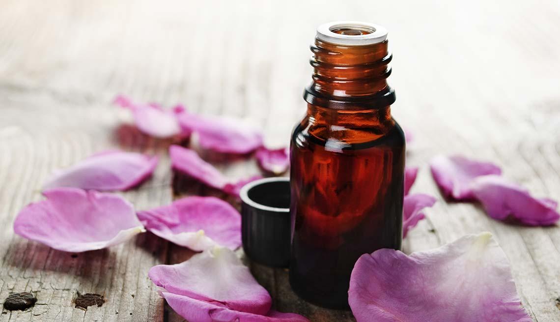Aromatherapy For Caregiver Dr. Lyda Arevalo Flechas ESP