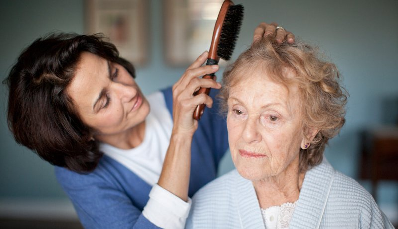 Caregiving: Dealing with the Long-Long Grind