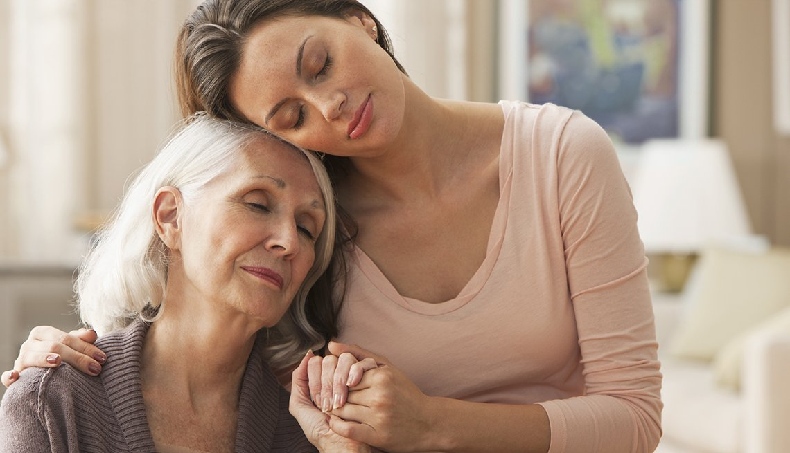 Portrait-of-tender-mother-daughter-moment