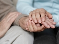 Son supporting his mother,10 Things I've Learned As a Caregiver