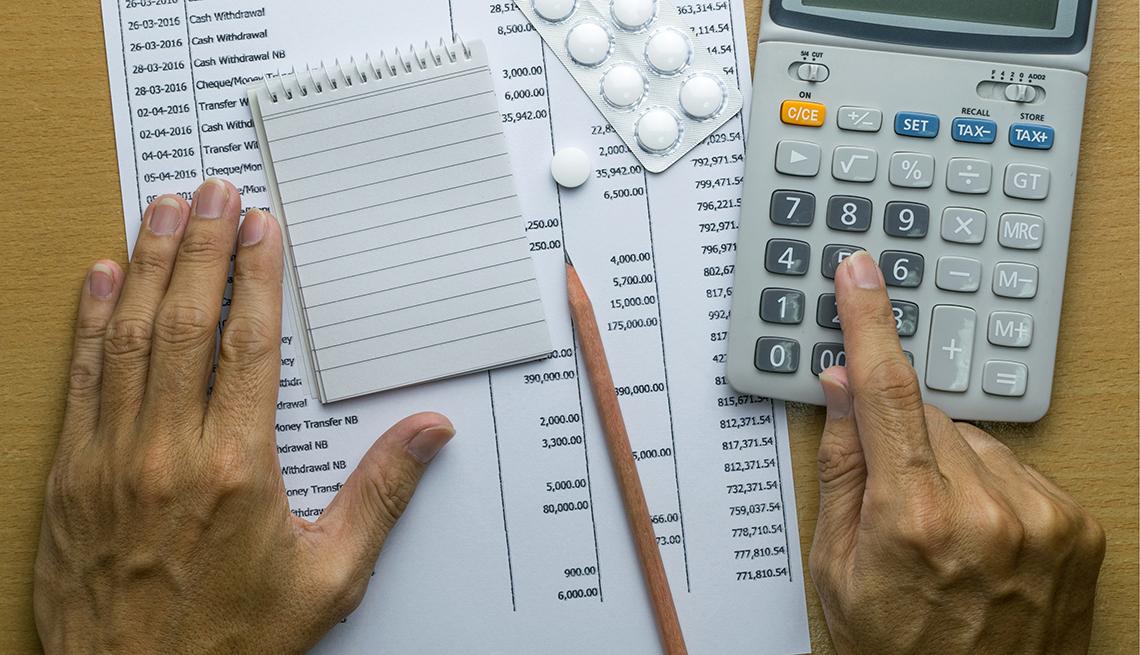 Calculadora, medicamentos - Medicare: preguntas y respuestas