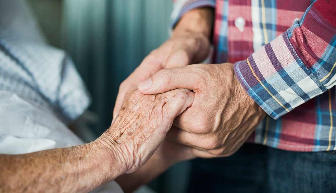 Cómo apoyar al ser querido en sus últimos días