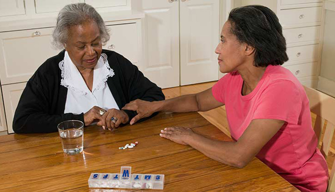 Family Caregiver Parent Child Gender Sibling, Caregiving Gender Roles Can Cause Family Conflict