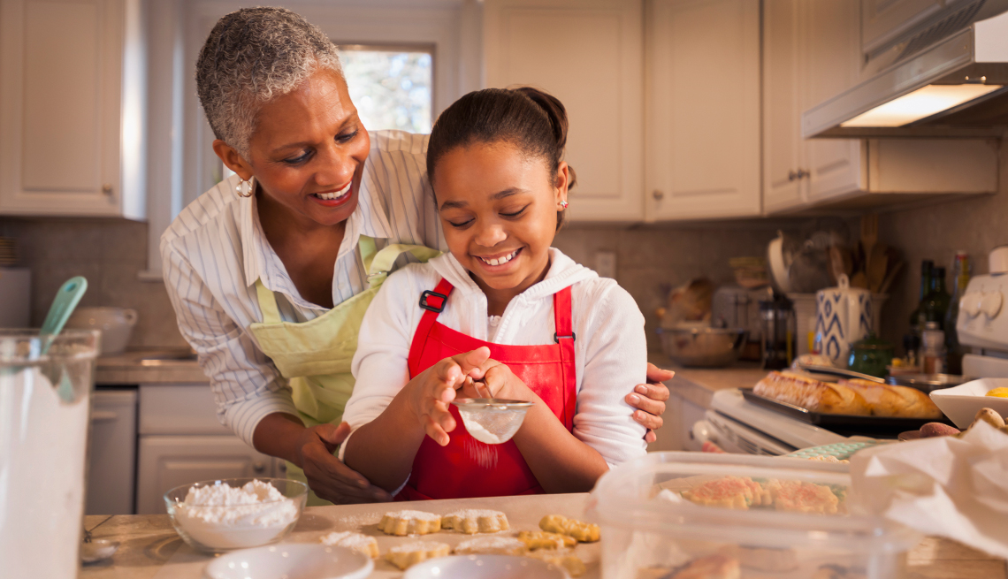 raising grandchildren Grandparents are an important resource for both parents and children.