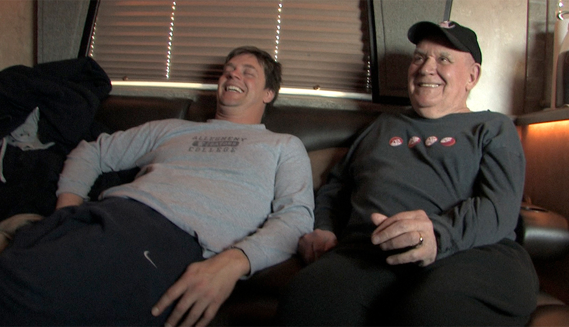 Jim Breuer Shares Caregiving Experience in Documentary