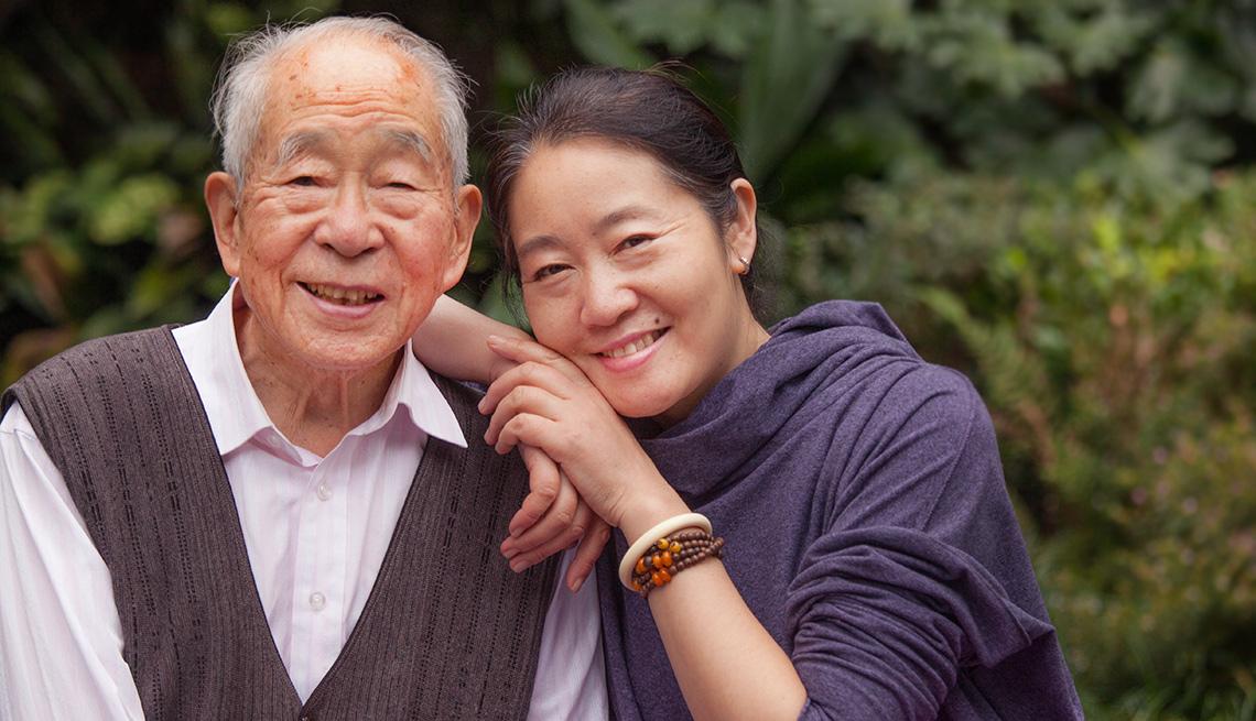 caregiving family