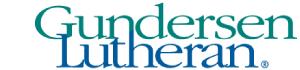 Gundersen Lutheran logo