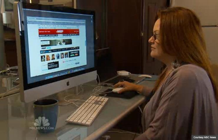 NBC News features AARP Dating