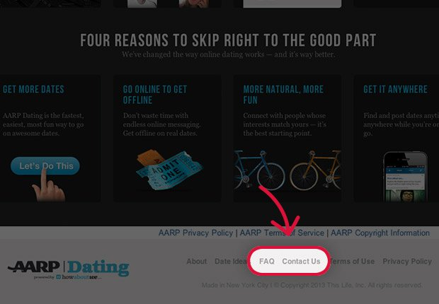aarp best dating sites More and more single people over 50 are turning to the internet to find a later-in-life love connection, but there's a clear gender divide in how they adjust to dating online, according to aarp dating expert ken solin older men who look for mates online usually cast a much wider net than women.