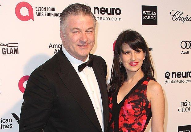 Matrimonios de famosos con una gran diferencia de edad - Alec y Hilaria Baldwin