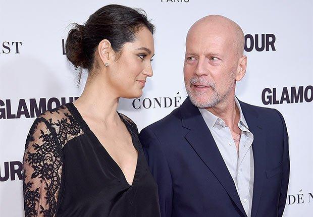 Bruce Willis y Emma Heming - Matrimonios de famosos con una gran diferencia de edad