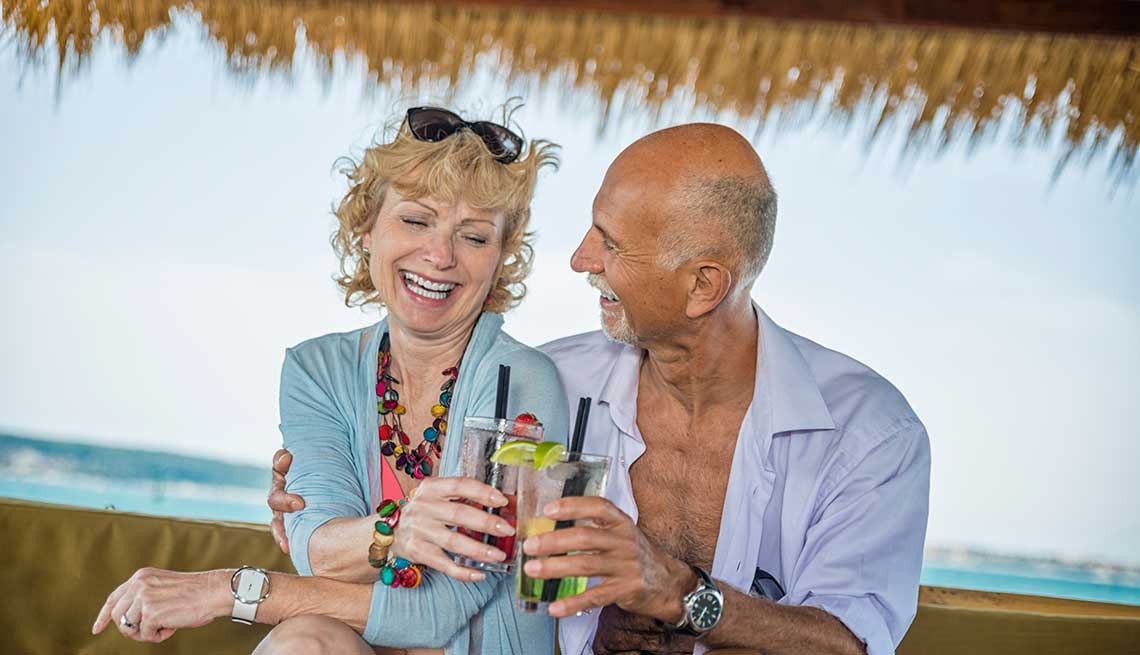 Online dating older adults