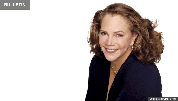"""Kathleen Turner talks about parenting, her new movie """"The Perfect Family"""" and Mother's Day."""
