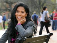 """Judy Smith's experiences as a longtime DC insider are the basis of the ABC drama """"Scandal."""" For Prime Time Focus."""