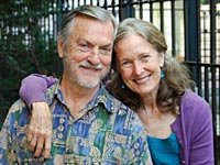 Harville Hendrix with his wife Helen LaKelly Hunt. How couples therapy can help marriages.