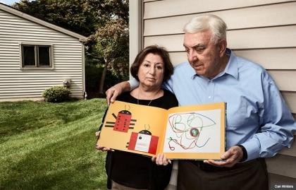 Carmen & Annette Lobis - Los abuelos de la matanza de Newtown, CT