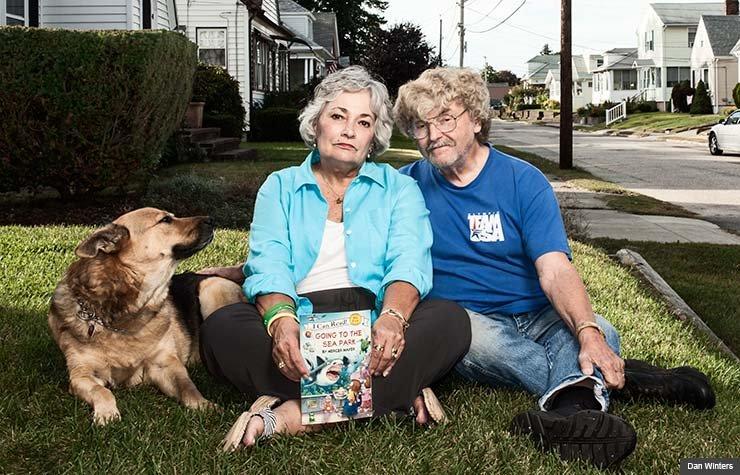The Grandparents of Newtown (Dan Winters)