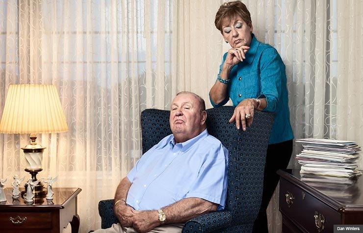 Alfred & Laurine Volkmann - Los abuelos de la matanza de Newtown, CT