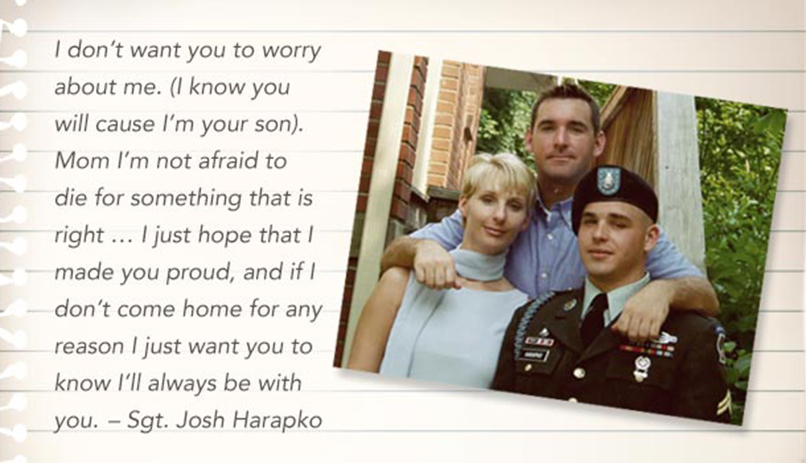 Last War Letters To Family Members From Fallen American Soldiers