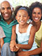 Extended African-American family, AARP Welcome