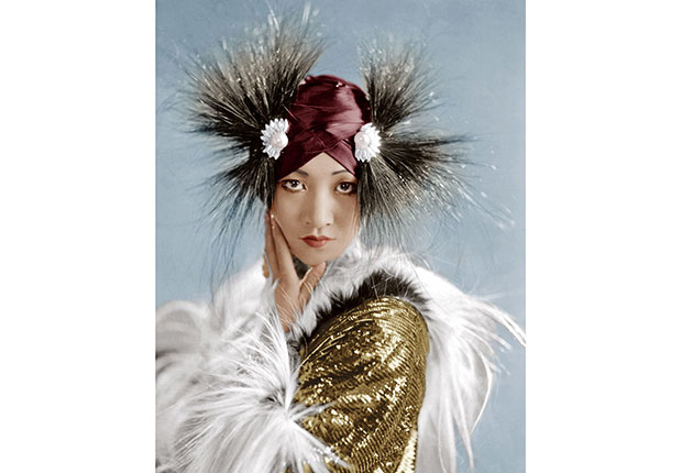 Actress Anna May Wong. A Celebration of Asian-American Heritage Month.