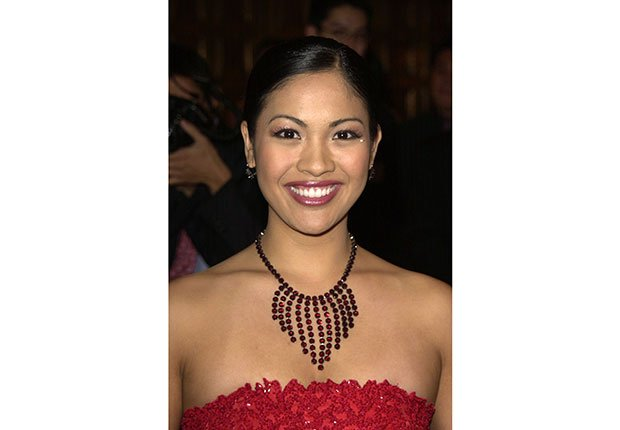Angela Perez Baraquio, beauty queen and activist. A Celebration of Asian-American Heritage Month.