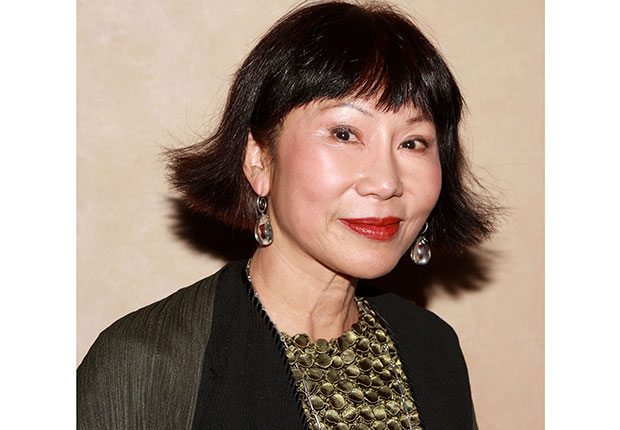 Author Amy Tan. A Celebration of Asian-American Heritage Month.