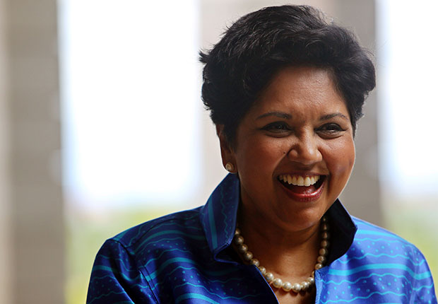 Indra Nooyi, chairman and CEO of PepsiCo. A Celebration of Asian-American Heritage Month.