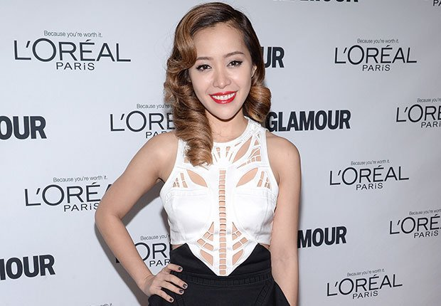 Michelle Phan. A Celebration of Asian-American heritage Month.