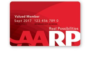 AARP Membership Card