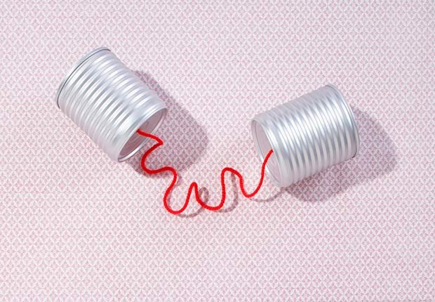 Cajas de aluminio unidas con una cuerda - Diez cosas nunca deben hacer de nuevo después de 50 años de edad
