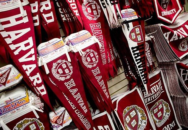 Banderas de la universidad de Harvard - Diez cosas nunca deben hacer de nuevo después de 50 años de edad