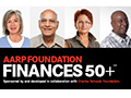 AARP Foundation Finances 50+