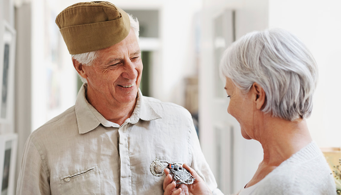 Support for Veterans caregivers
