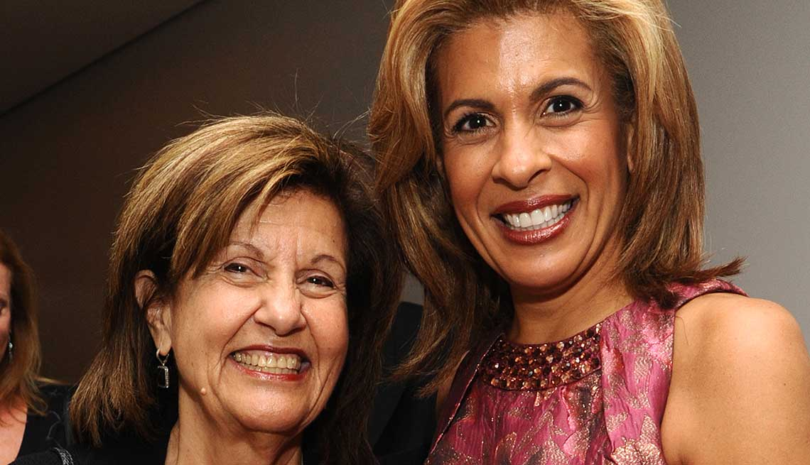 Hoda Kotb, Celebrity Mother's Day Gifts