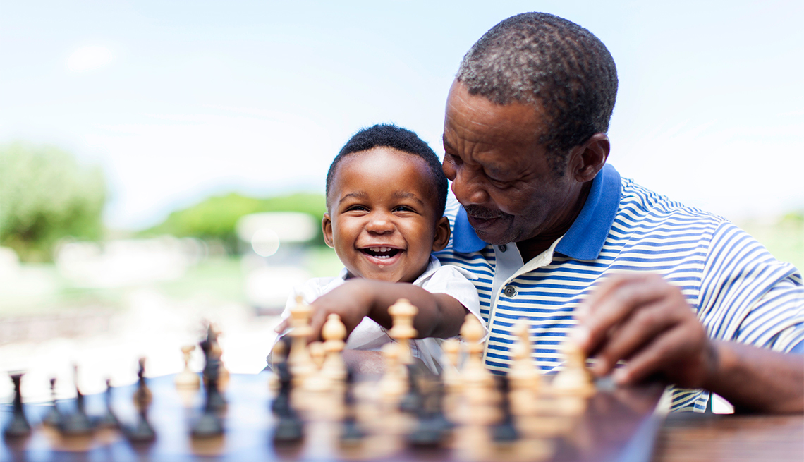 Generation to Generation: Older Adults Making a Difference in the Lives of Young People