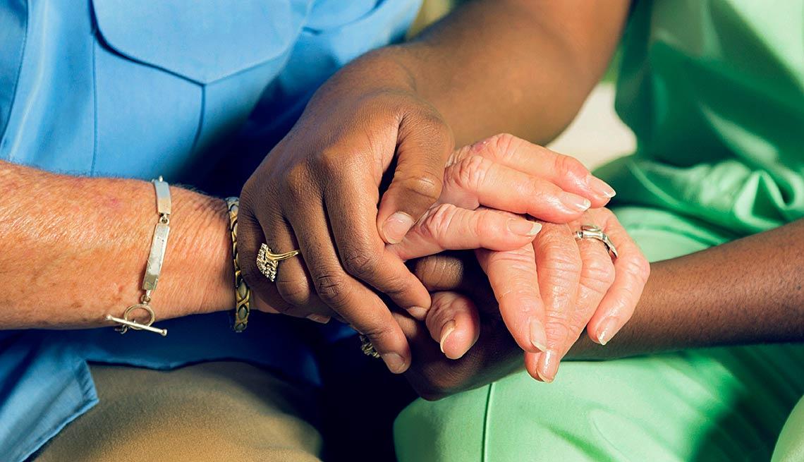 Asian Community page - caregiving