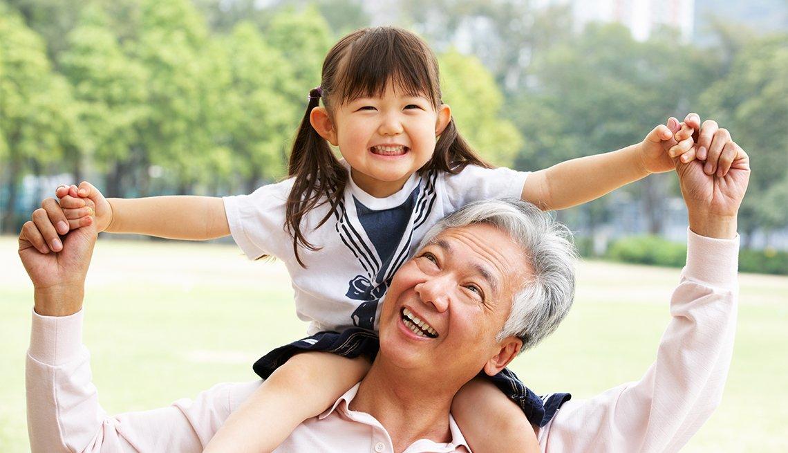 The Grandparent Check