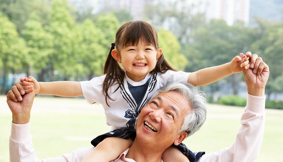 Lo que cuesta ser abuelo